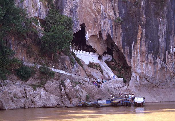 Pak Ou Caves.