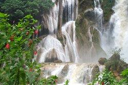 Khong Pha Peng waterfall,