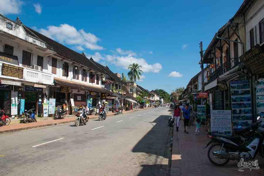 Vientiane - Luang Prabang - 6 Days