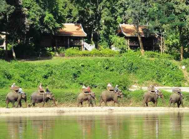 Luang Prabang - Vientiane - 4 Days