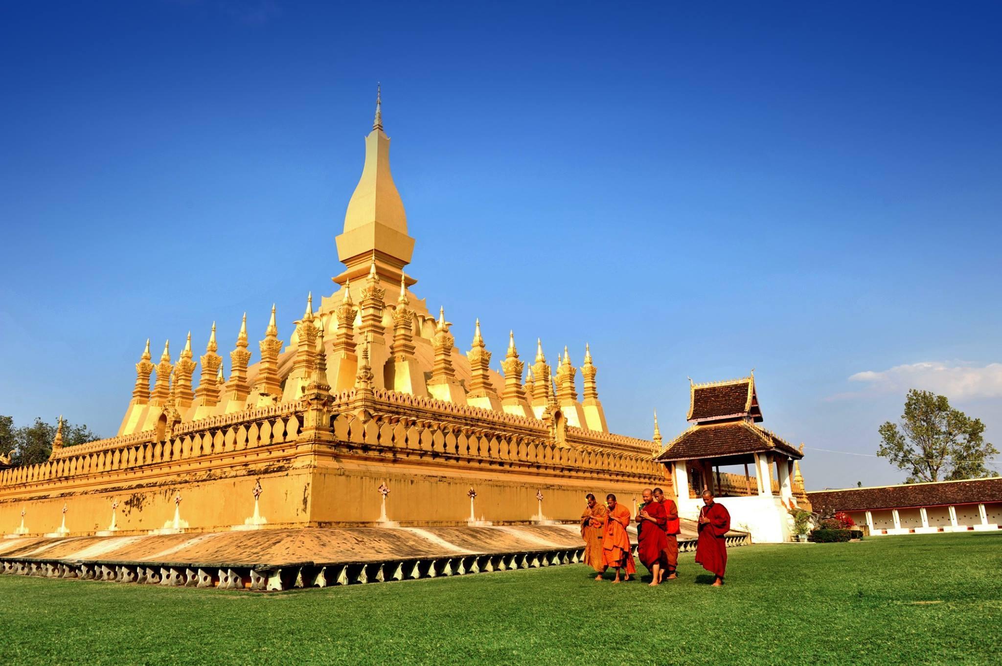Northwest Journey in Laos