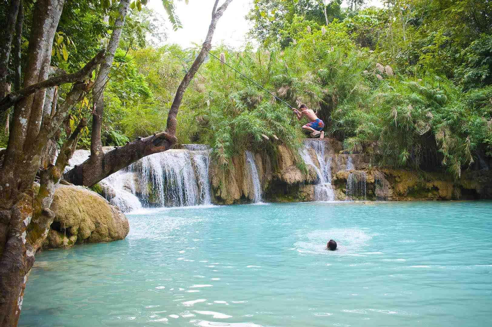Luang Prabang - Vientiane - 5 Days